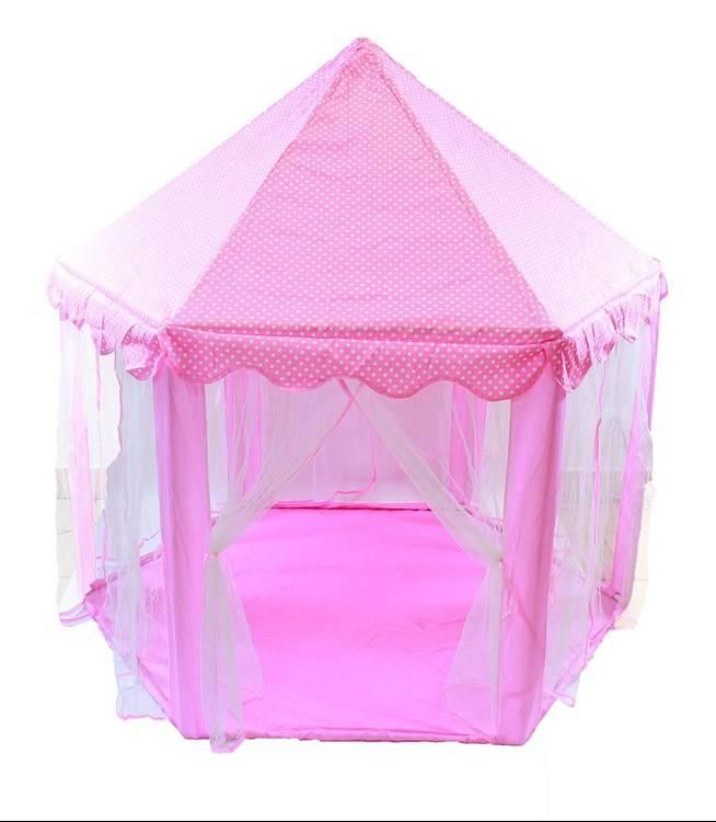Namiot dla dzieci rozkładany