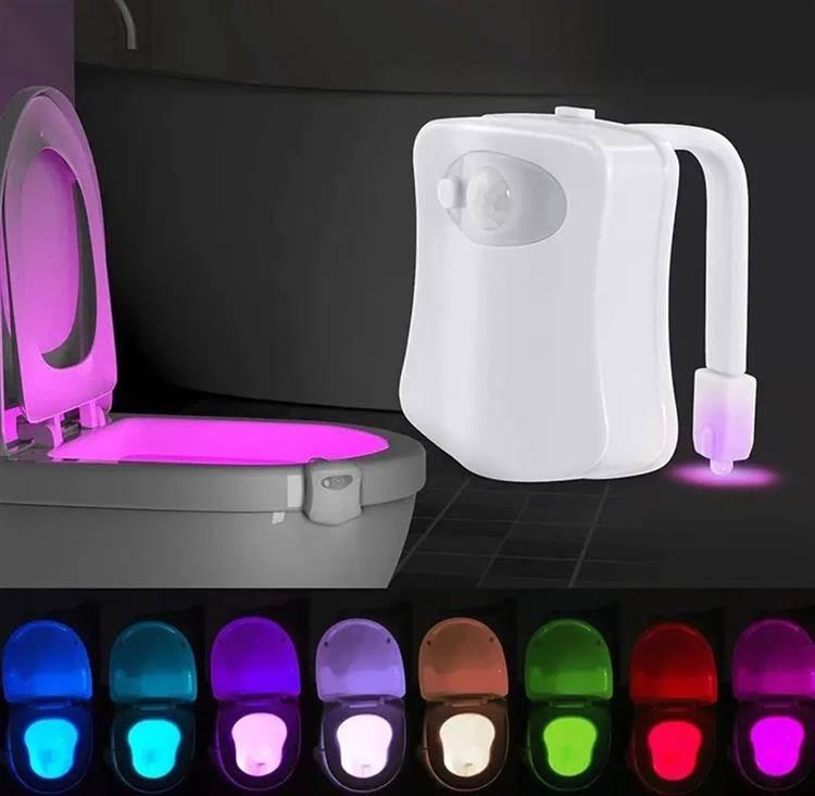 Zd68 Lampka Led Do Wc łazienka Czujnik Ruchu Sklep Centerdipl